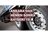 Ağır vasıtalara özel yeni merkezi Kayseri