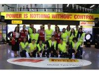 Pirelli'den eğitime yüzde yüz destek!