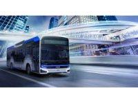 Busworld Europe'a yeni otobüsleriyle çıkarma yaptı.