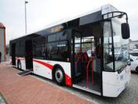 İzmir'de yeni otobüslerle birlikte toplu taşımada artış sağlandı