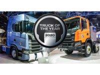 """Scania, Latin Amerika'da """"Yılın Kamyonu"""" seçildi"""