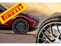 Yeni Aston Martin DBX için her zemine uygun lastik geliştirdi