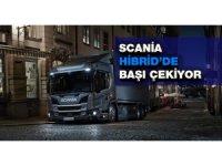 Scania L 320 hibrit kamyon ödüllendirildi