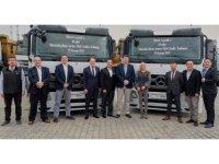 Horoz Lojistik araç yatırımını Actros'a yatırdı