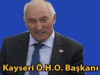 Kayseri'de Esnaf BMC İle Mahkemelik Oldu