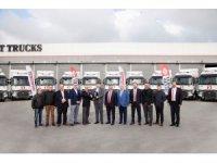 Horoz Lojistik'ten yılın son filo yatırımı