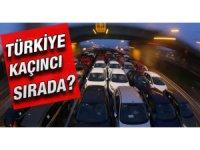 Türkiye kaçıncı sırada? ODD açıkladı