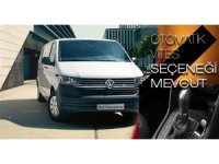 VW Transporter Panel Van'ı yeniledi