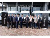 Filosuna Bir yılda 90 adet Mercedes ekledi