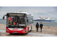 İzmir caddelerindeki Otokar otobüsü sayısı 350'ye ulaştı