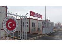 Zeytin Dalı Sınır Kapısı Ticari araçlara da açıldı!