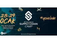 International Supply Chain Camp​, ​27-31 Ocak'ta