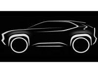 Toyota yeni SUV modelini tanıttı