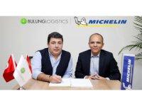 Bulung Lojistik'in lastik yönetimini Michelin üstlendi