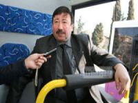 Güleryüz, CNG'li Yeni Otobüslerin Müjdesini Verdi