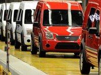 Hafif Ticari araç pazarı arttı