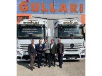Mercedes-Benz Türk'ten Actros teslimatı