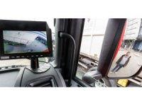 Viyana'da sağa-dönüş asistanı olmayan araçlar gündemde