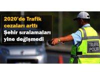 Trafik cezaları azalmıyor, artıyor