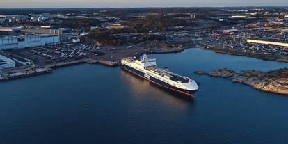 DFDS, çevresel ayak izini nötr duruma getirmeyi hedefliyor